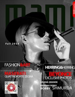 MAMi Magazine Fall 2014