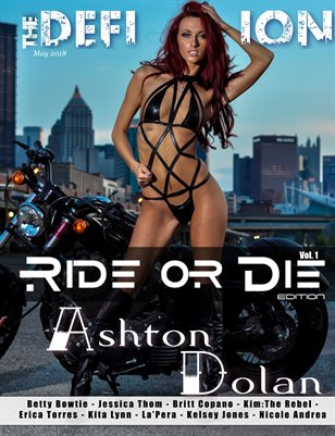 The Definition: Ride or Die special edition vol.1  Ashton Dolan cover