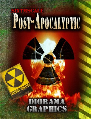 Post-Apocalyptic Diorama Graphics