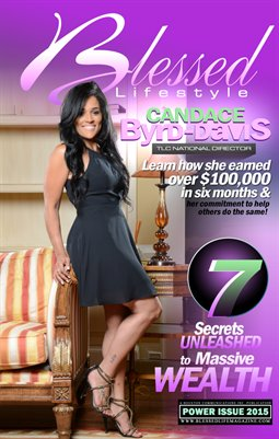 Blessed Lifestyle Issue 21 Candace Byrd Davis