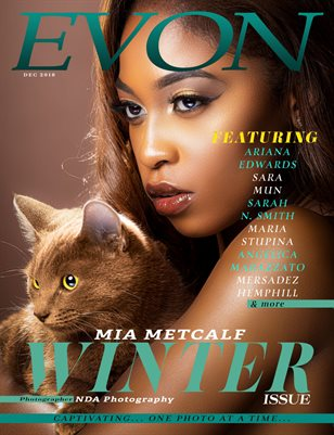 EVON MAGAZINE ISSUE 07 (WINTER Issue)