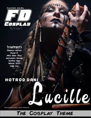 Fuzion Dark HotRod Dani Cosplay VOL 6 Cover 2