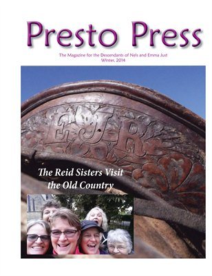 Presto Press, Winter 2014