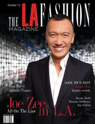 The LA Fashion Magazine - October 2012 Issue