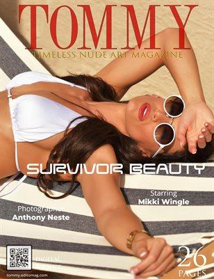 Mikki Wingle - Survivor Beauty - Anthony Neste