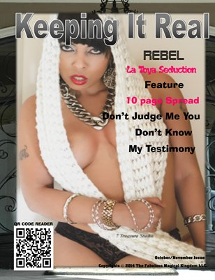 Keeping It Real issue 3