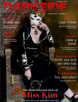 Darkside Magazine Issue 14