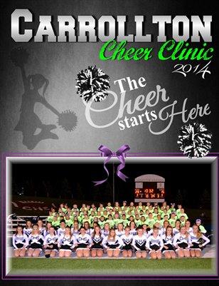 2014 Cheer Clinic Magazine