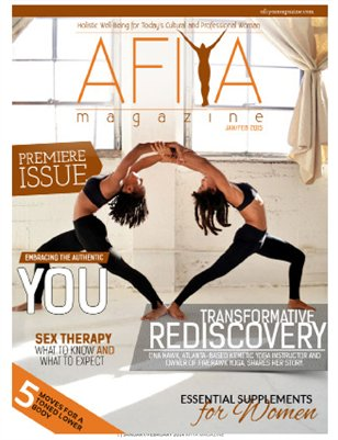 AFIYA Magazine-Premiere Issue