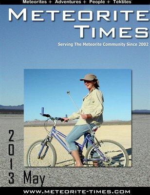 Meteorite Times Magazine - May 2013