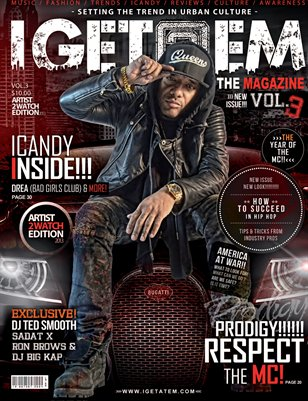 iGet@Em The Magazine VOl.3 & 4