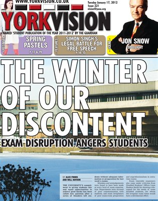York Vision Issue 223