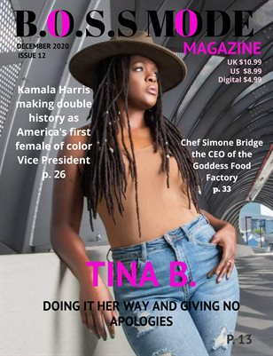 B.O.S.S MODE Magazine December Edition 2020
