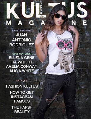 Kultus Magazine - Issue 001