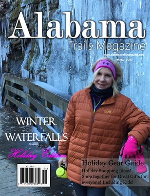 Alabama Trails Magazine Winter Edition 2015