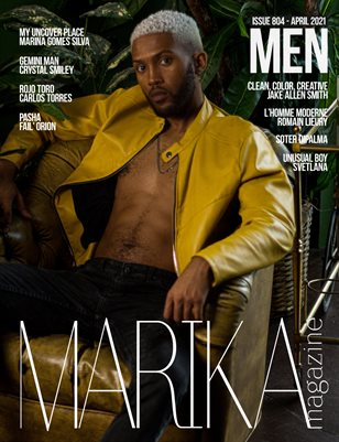 MARIKA MAGAZINE MEN (ISSUE 804 - APRIL)