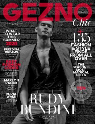 GEZNO Magazine June 2020 Issue #09