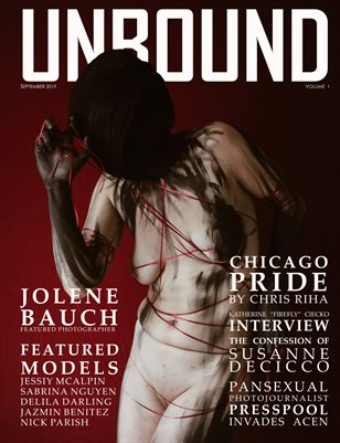 Unbound Magazine Vol. 1 | Sept 2019