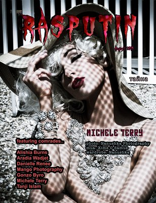 Rasputin Magazine Fantasy Issue August 2015