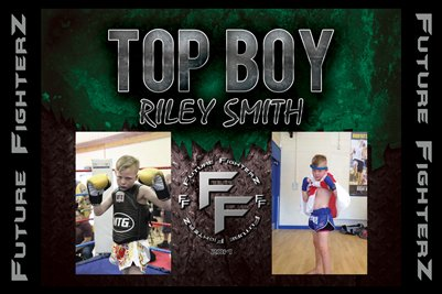 Riley TOP BOY Smith Poster