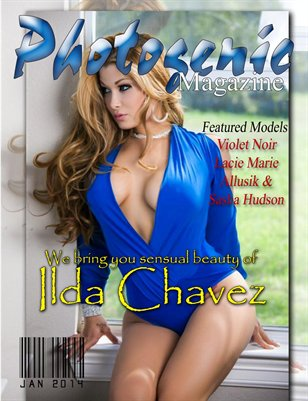 Photogenic Magazine featuring Ilda Chavez