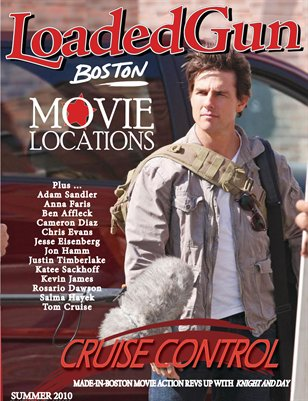 Boston Movie Locations :: Summer 2010