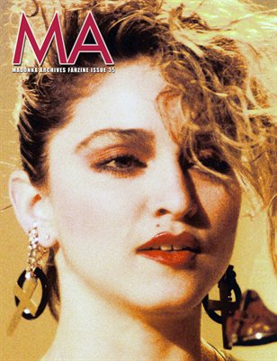 Madonna Archives Fanzine Issue 35