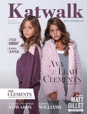 Katwalk Fashion Magazine Issue 7 September 2019