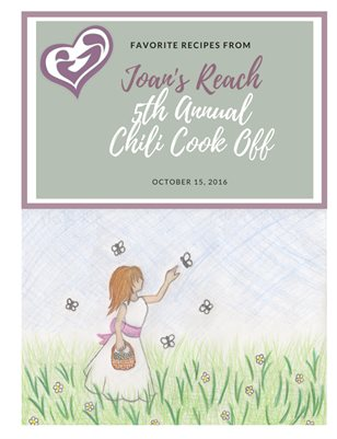 Joan's Reach Cookbook 2016