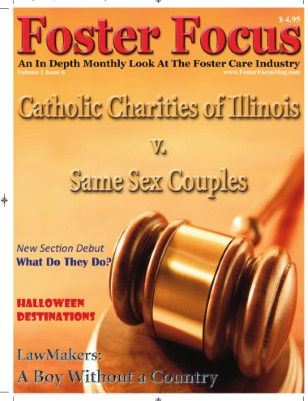 Foster Focus Magazine Volume 1 Issue 6