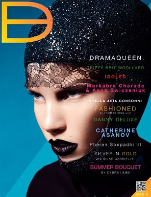 Dark Beauty Magazine - ISSUE 11 - Summer '12