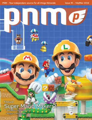 Pure Nintendo Magazine (PNM) Issue 45