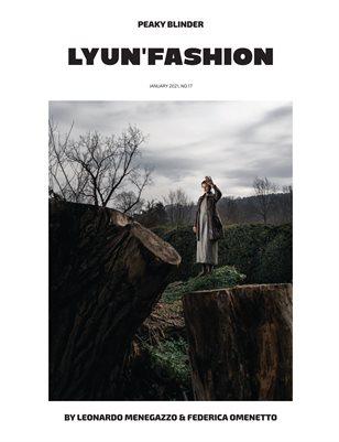 LYUN FASHION ISSUE No.17 (VOL No.2)
