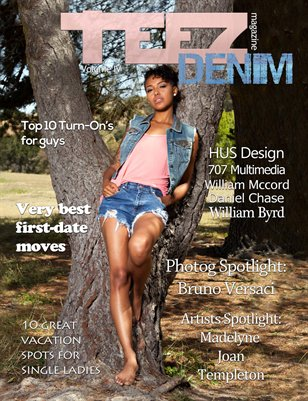 Teez Magazine Volume IV - Denim