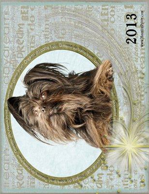 Hoosier Puppy's 2013 Calendar