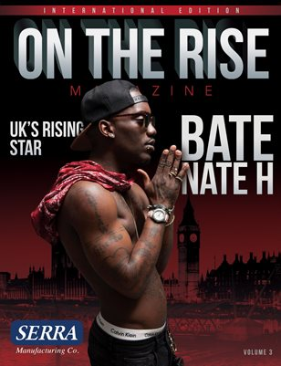 ON THE RISE MAGAZINE ISSUE 3