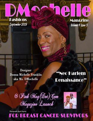 DMochelle Fashions Magazine September 2019 Issue