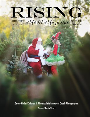 Rising Model Magazine Issue #38