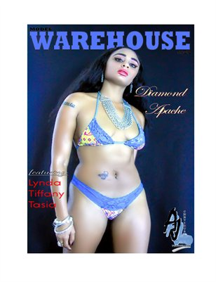 Model WAREHOUSE Magazine Diamond Apache
