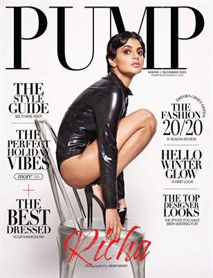 PUMP Magazine | The Fashion & Beauty Edition | Vol.5