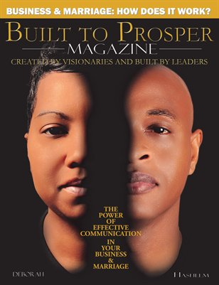 Built To Prosper Magazine Issue IV