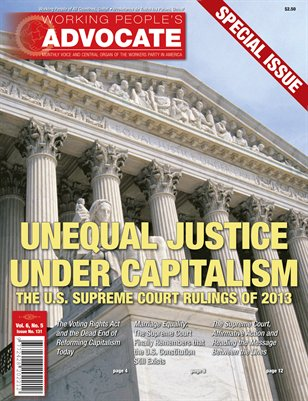 Unequal Justice Under Capitalism