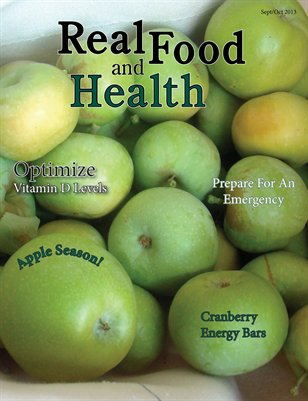 Real Food and Health September/October 2013