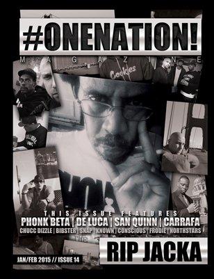 #OneNation! Magazine Issue #14 (Jan/Feb 2015)