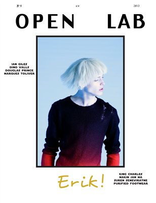 Open Lab N°9 / Erik Andersson cover