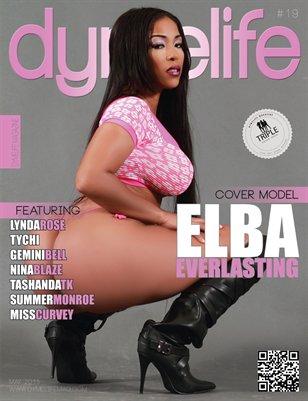 Dymelife Magazine #19 (Elba Everlasting)
