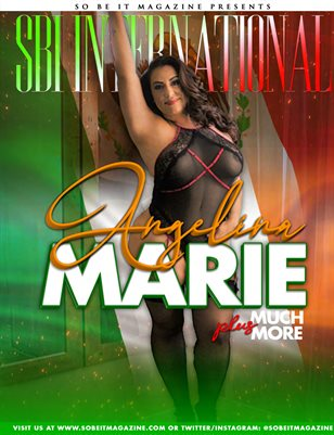 SBI INTERNATIONAL ISSUE 2 (ANGELINA MARIE)