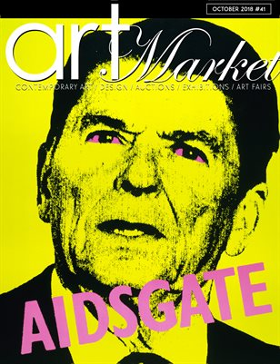 Art Market Magazine Issue #41 November 2018