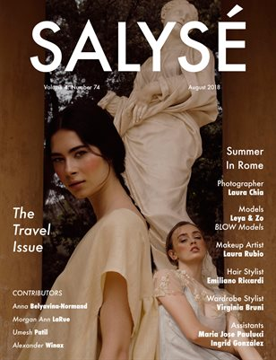 SALYSÉ Magazine | Vol 4 : No 74 | August 2018