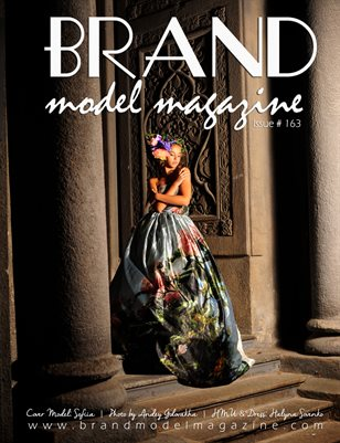 Brand Model Magazine  Issue # 163